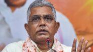 West Bengal: सौमित्र खान बोले- बीजेपी ने चुनाव जीता तो दिलीप घोष होंगे सीएम, सांसद के दावे पर वरिष्ठ नेताओं ने जताई नाराजगी