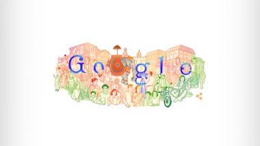 Republic Day 2021 Google Doodle: गूगल सेलिब्रेट कर रहा है भारत का 72वां गणतंत्र दिवस, समर्पित किया ये खास डूडल