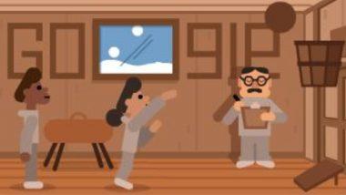 Dr. James Naismith Google Doodle: खास डूडल के जरिए डॉ. जेम्स नाइस्मिथ को गूगल ने दी श्रद्धांजलि, उन्होनें ही की थी बास्केटबॉल गेम की खोज
