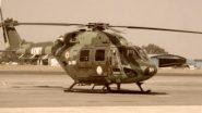 Jammu and Kashmir: जम्मू-कश्मीर में दुर्घटनाग्रस्त हेलीकॉप्टर का पायलट, सह-पायलट अब भी लापता