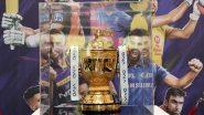IPL 2021: इस दिग्गज खिलाड़ी का दावा, आईपीएल के दूसरे चरण में खतरनाक साबित हो सकती है ये टीम