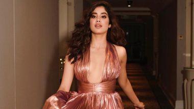 Janhvi Kapoor Hot Photos: ऑरेंज कलर की ड्रेस पहन जान्हवी कपूर ने बिखेरा जलवा, हॉटनेस देख फैंस हुए हैरान