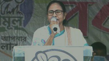 West Bengal Elections 2021: सीएम ममता बनर्जी  के ऐलान, नंदीग्राम और भवानीपुर विधानसभा सीट से लड़ेंगी चुनाव