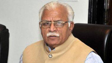 Haryana: खट्टर सरकार ने अवैध कॉलोनियों में सुविधाओं की कमी की जानकारी के लिए लॉन्च किया पोर्टल