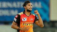 IPL 2021 पर फिर मंडराया कोरोना का साया, T Natarajan का कोरोना टेस्ट आया पॉजिटिव, 6 खिलाड़ियों को किया गया आइसोलेट