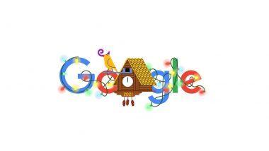 नया साल 2021 Google Doodle: गूगल ने खास एनिमेटेड डूडल के जरिए किया नए साल 2021 के पहले दिन का स्वागत