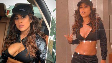Nia Sharma Hot Photos: निया शर्मा ने ब्लैक ड्रेस में फ्लॉन्ट किया अपना हॉट लुक, फोटोज पर आ रहे हैं ऐसे कमेंट्स