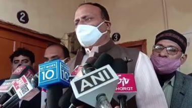 Muradnagar Crematorium Incident: यूपी के कानून मंत्री बृजेश पाठक ने कहा- घटना में शामिल  लोगों के खिलाफ होगी कड़ी कार्रवाई