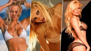 Pamela Anderson Hot Photos & Videos: बोल्ड एक्ट्रेस पामेला एंडरसन की इन हॉट फोटोज और वीडियोज ने फैंस के दिल में मचाई खलबली