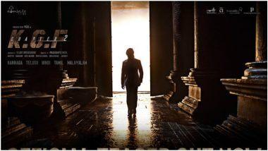 KGF Chapter 2 Teaser: यश के जन्मदिन से एक दिन पहले मेकर्स ने रिलीज किया केजीएफ 2 का टीजर, संजय दत्त का दमदार लुक भी आया सामने