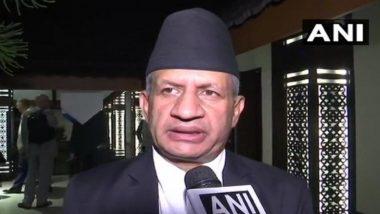 नेपाल के विदेश मंत्री प्रदीप ग्यावली 14 जनवरी को आएंगे भारत, दिल्ली का करेंगे दौरा