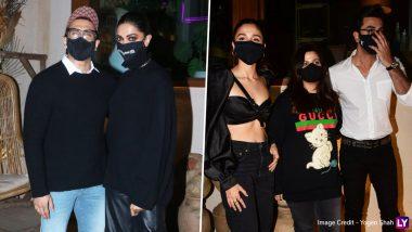Deepika Padukone का जन्मदिन मनाने पहुंचे एक्स-बॉयफ्रेंड Ranbir Kapoor, गर्लफ्रेंड Alia Bhatt भी दिखीं साथ (See Photos)