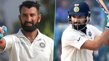 Ind vs Eng Test Series 2021: चेतेश्वर पुजारा और रोहित शर्मा के पास इंग्लैंड के खिलाफ टेस्ट क्रिकेट में रिकॉर्ड बनाने का मौका