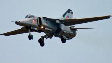 राजस्थान के सूरतगढ़ में MiG-21 विमान दुर्घटनाग्रस्त, पायलट सुरक्षित, जांच के आदेश