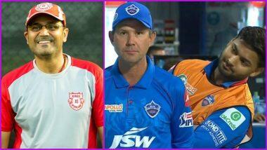 Ind vs Aus 3rd Test 2021: वीरेंद्र सहवाग ने बड़बोले रिकी पोंटिंग को किया ट्रोल, फोटो देख आप भी नहीं रोक पाएंगे अपनी हंसी