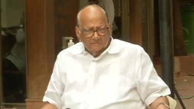 Sharad Pawar has met Chief Minister Uddhav Thackeray on the political and Covid-19 situation