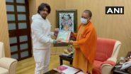 Ayodhya Ram Mandir: सीएम योगी आदित्यनाथ से मिले सोनू निगम, बोले- अयोध्या भारत का हृदय स्थल, रामलला के लिए बनाएंगे गाना