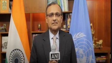 भारत आतंकवाद जैसे मानवता के साझा दुश्मनों के खिलाफ अपनी आवाज उठाने से संकोच नहीं करेगा: टी एस तिरूमूर्ति