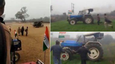 Driverless Tractor Viral Video: खेतों में ड्राइवरलेस ट्रैक्टर का वीडियो वायरल, लोगों ने एलोन मुस्क को दी वार्निंग, कहा- टेस्ला को भारत में मिला कॉम्पिटिशन
