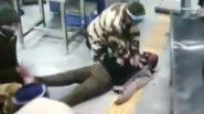 Delhi: मेट्रो स्टेशन पर तैनात सीआईएसएफ जवान ने सीपीआर देकर शख्स की बचाई जान, देखें वायरल वीडियो
