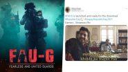 FAU-G Game Launch in India: फौजी गेम लॉन्च के बाद ट्विटर पर मजेदार मीम्स और जोक्स वायरल, हो जाएंगे हंसी से लोटपोट