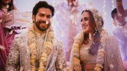 Varun Dhawan Weds Natasha Dalal: वरुण और नताशा की शादी के बाद हुआ जमकर डांस, Inside Video आया सामने