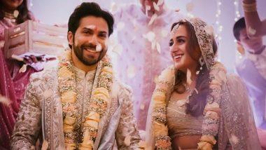 Varun Dhawan ने Natasha Dalal संग शादी के बाद किया पहलाट्वीट, शुभचिंतकों के लिए कही ये बड़ी बात