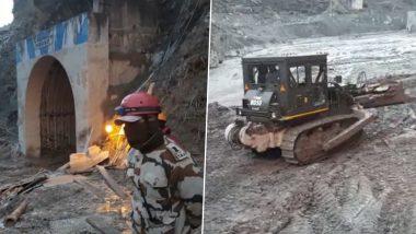 Uttarakhand Glacier Burst: चमोली के तपोवन सुरंग से लोगों को बाहर निकालने का काम जारी, अब तक 26 शव हुए बरामद