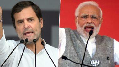 Rahul Gandhi Slams Modi Govt: साउथ अफ्रीका और ब्राजील से कोरोना के नए स्ट्रेन के भारत में आने को लेकर राहुल गांधी का केंद्र पर बड़ा हमला, ट्वीट कर कही ये बड़ी बात