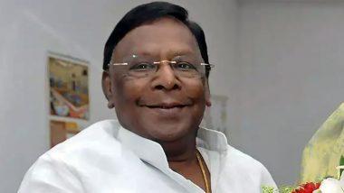 Puducherry: कांग्रेस के हाथ से निकला पुडुचेरी, मुख्यमंत्री वी नारायणसामी विधानसभा में नहीं साबित कर सके बहुमत, दिया इस्तीफा