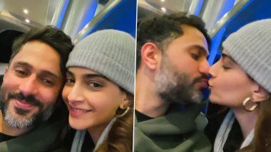 Sonam Kapoor ने वैलेंटाइन्स डे पर पति Anand Ahuja के लिए लिखा प्यारभरा संदेश, देखें ये पोस्ट
