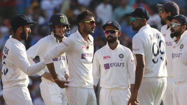 Ind vs Eng 3rd Test 2021: अहमदाबाद में भारतीय स्पिनरों का कहर, पूरी इंग्लिश टीम 112 रन पर हुई ऑल आउट