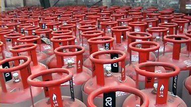LPG Gas Cylinder Price Hike: आम आदमी पर महंगाई की मार! फिर बढ़े रसोई गैस के दाम, जानें एलपीजी सिलेंडर के नए रेट