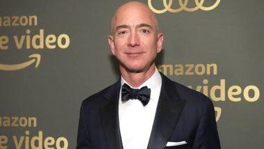 Jeff Bezos To Step Down As Amazon CEO: दुनिया के सबसे अमीर व्यक्ति जेफ बेजोस आज अमेजन के सीईओ पद को कहेंगे अलविदा