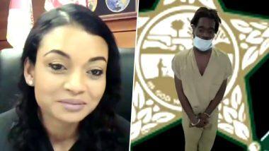 Accused Flirts With Judge During Virtual Hearing: आरोपी ने वर्चुअल हियरिंग के दौरान महिला जज से किया फ्लर्ट, कहा गॉर्जियस, देखें वीडियो