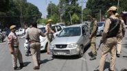 जम्मू-कश्मीर पुलिस ने पांच लोगों को किया गिरफ्तार