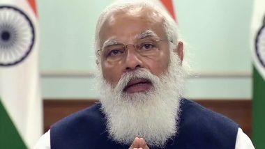 NITI Aayog Meeting: प्रधानमंत्री मोदी ने नीति आयोग की बैठक में कहा-देश तेजी से आगे बढ़ने का मन बना चुका, भारत का युवा अदा कर रहा है बड़ी भूमिका