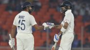 Ind vs Eng 3rd Test Day 1: पहले दिन का खेल खत्म, इशांत शर्मा, अक्षर पटेल और रोहित शर्मा ने बनाए प्रमुख रिकॉर्ड