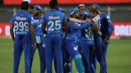 IPL 2021, DC vs RR: अबू धाबी में दिल्ली कैपिटल्स के तेज गेंदबाजों का कहर, आरआर के दोनों सलामी बल्लेबाज लौटे पवेलियन
