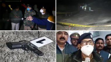 Kasganj Murder Case: 1 लाख का इनामी शराब माफिया मोती सिंह एनकाउंटर में ढेर, सिपाही की हत्या में था वांटेड