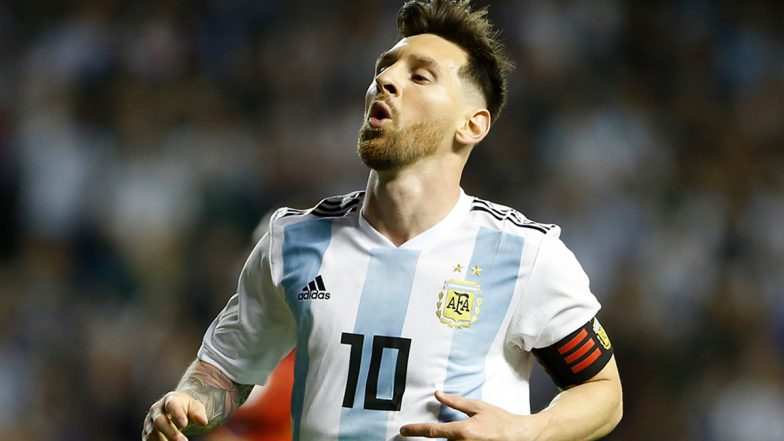 Lionel Messi ने रिकार्ड मैच में दागे दो गोल, बार्सिलोना को दिलायी बड़ी जीत