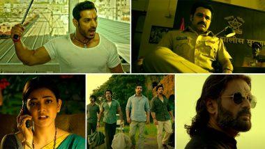 Mumbai Saga Box Office Collection Day 1: जॉन अब्राहम और इमरान हाशमी की फिल्म मुंबई सागा के पहले दिन कमाई आई सामने