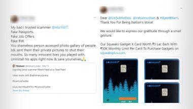 iPhone Scam: Free iPhone स्कीम से लेकर Gift Cards तक, इस भारतीय स्टार्टअप ने की देशवासियों से ठगी? ट्विटर यूजर्स ने जतायी बड़े फर्जीवाड़े की आशंका