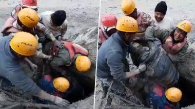 Uttarakhand: ITBP के जवान बने भगवान, नई जिंदगी मिलने पर शख्स की खुशी का यह  Video जरूर देखें