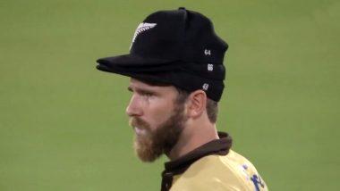 NZ vs AUS 1st T20 2021: मैदान में तीन कैप लगाकर फील्डिंग करते हुए नजर आए Kane Williamson, क्रिकेट ऑस्ट्रेलिया ने ऐसे ली चुटकी