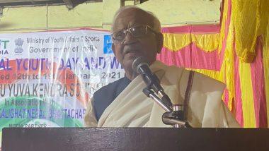 COVID-19 की चपेट में आए पश्चिम बंगाल के ऊर्जा मंत्री शोभनदेब चट्टोपाध्याय, ट्वीट कर दी जानकारी