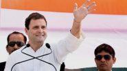 राहुल गांधी का तंज, कहा- कभी कांग्रेस में निर्णय लेने वाले ज्योतिरादित्य सिंधिया, अब BJP के बैक बेंचर