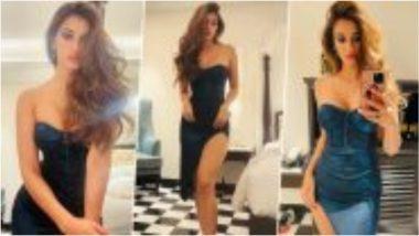 Disha Patani Hot Photos: दिशा पटानी ने सेक्सी गाउन पहन बढ़ाया टेम्प्रेचर, लुक कर देगा घायल