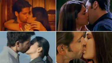 Happy Kiss Day 2021: कैटरीना कैफ से लेकर रणबीर कपूर तक, बॉलीवुड एक्टर्स के इन Hot Kissing सीन्स ने फैंस को किया था हैरान (Watch Video)