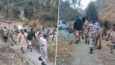 Uttarakhand: आपदा में 125 अब भी लापता, रात भर चलेगा रेस्क्यू ऑपरेशन, गृह मंत्रालय रखेगा नजर